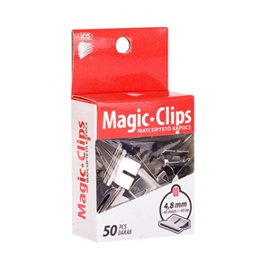 Iratcsipesz Ico Magic Clip 4.8 mm   -i