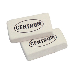 Radír Centrum 40x20x10 mm